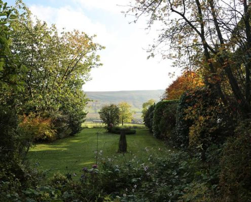 View From Plover Cottage