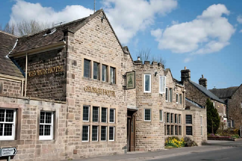 The George Hotel Hathersage Ollerbrook Cottages