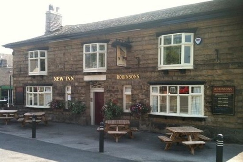 New Inn, Chapel-en-le-Frith