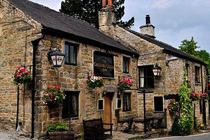 The Cheshire Cheese Inn Edale Rd Hope Ollerbrook Cottages